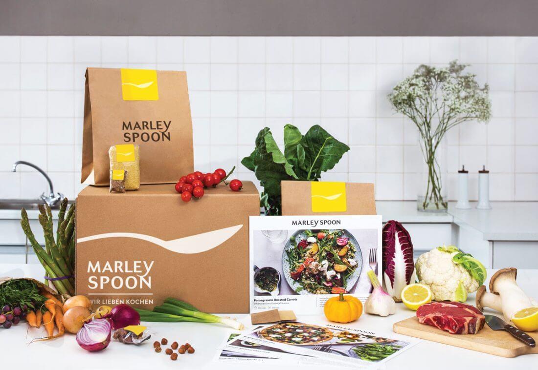 Marley Spoon Kosten