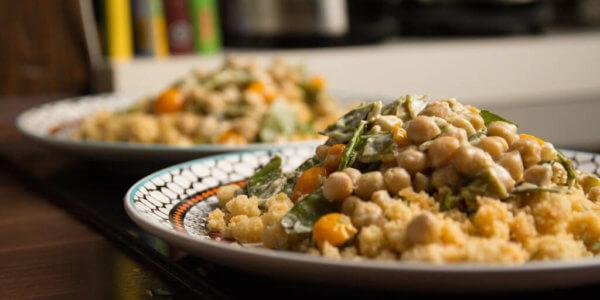 Tipp: Die Veggie-Box von Kochzauber