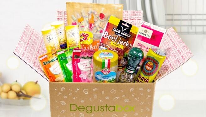Bild einer Degustabox
