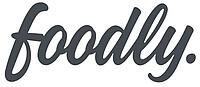 im Bild das Logo von Foodly