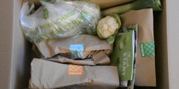 """Kochboxen im Test 2018 – Die """"Vegetarische Kochbox"""" von HelloFresh"""