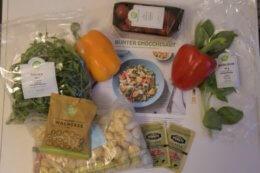Zutaten für das Gericht Gnocchi