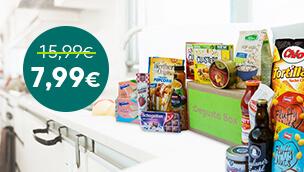 Degustabox Angebot im Bild